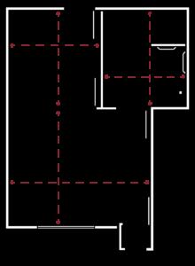 Larkspur Studio Floor Plan-01
